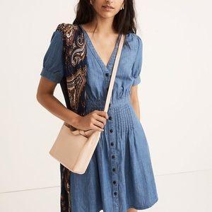 Women's denim madewell dress